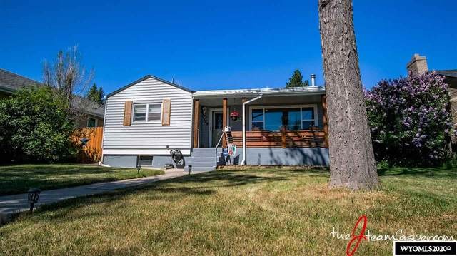 1728 S Mckinley, Casper, WY 82601 (MLS #20202717) :: Lisa Burridge & Associates Real Estate