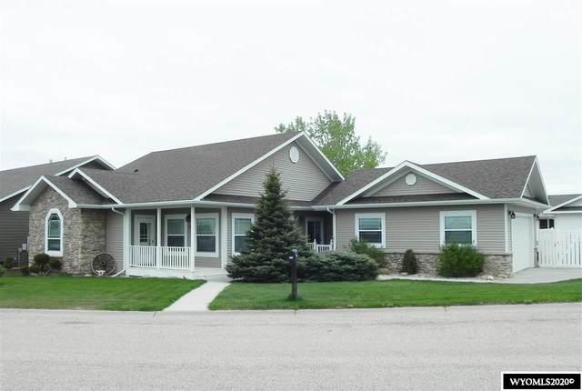 563 N Pinnacle Drive, Buffalo, WY 82834 (MLS #20202718) :: Real Estate Leaders
