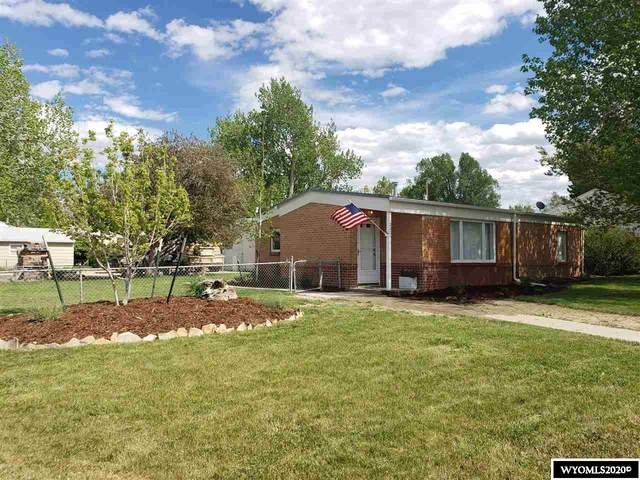 2003 S Poplar Street, Casper, WY 82601 (MLS #20202719) :: Lisa Burridge & Associates Real Estate