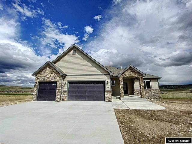 31 Sand Creek Drive, Buffalo, WY 82834 (MLS #20202722) :: Lisa Burridge & Associates Real Estate