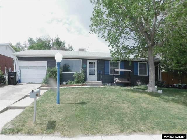 2900 Saratoga Road, Casper, WY 82604 (MLS #20202725) :: Lisa Burridge & Associates Real Estate