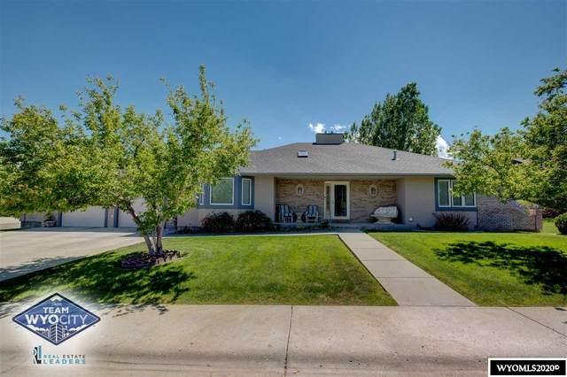 5031 E 19th Street, Casper, WY 82609 (MLS #20202726) :: Lisa Burridge & Associates Real Estate