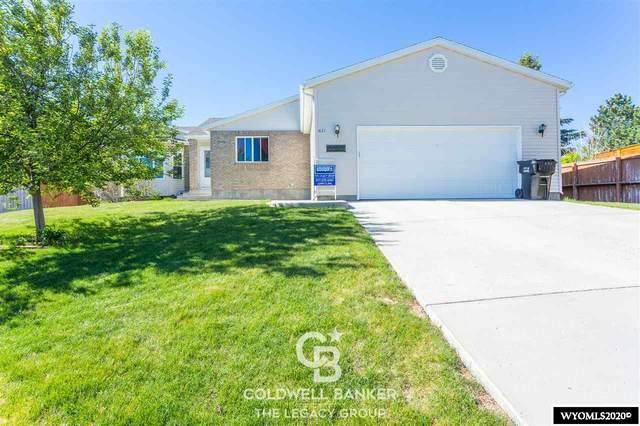 631 W 58th Street, Casper, WY 82601 (MLS #20202742) :: Lisa Burridge & Associates Real Estate