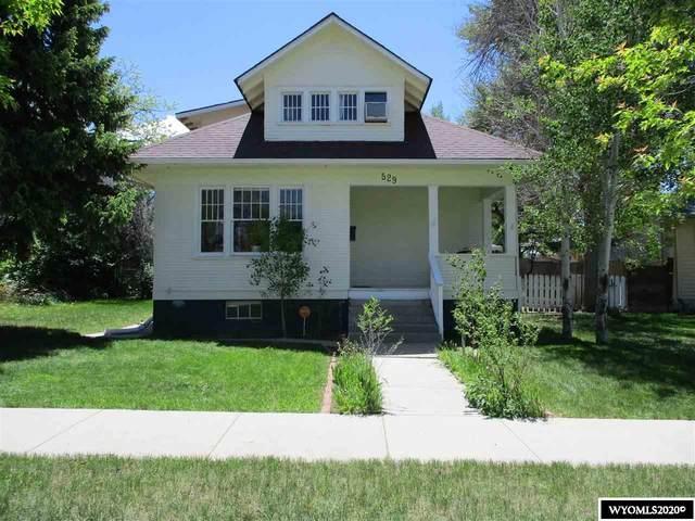 529 E 13th, Casper, WY 82601 (MLS #20202751) :: Lisa Burridge & Associates Real Estate