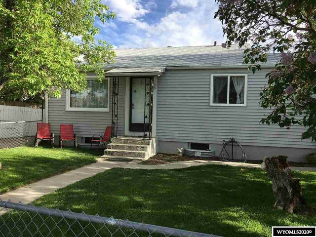 156 Bellview, Rock Springs, WY 82901 (MLS #20202753) :: Lisa Burridge & Associates Real Estate