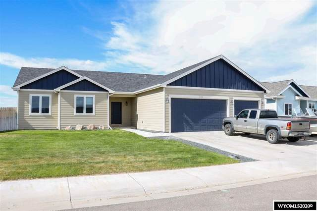 2310 Zuni Trail, Bar Nunn, WY 82601 (MLS #20202754) :: Lisa Burridge & Associates Real Estate