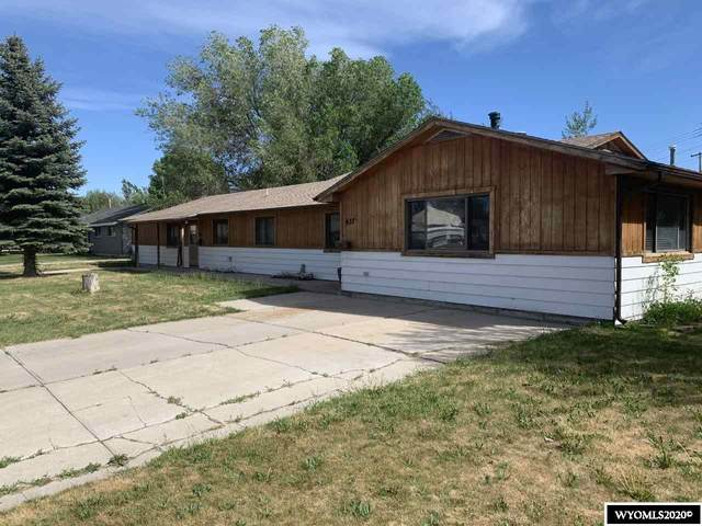 637 Shoshone Avenue, Lander, WY 82520 (MLS #20202756) :: RE/MAX The Group