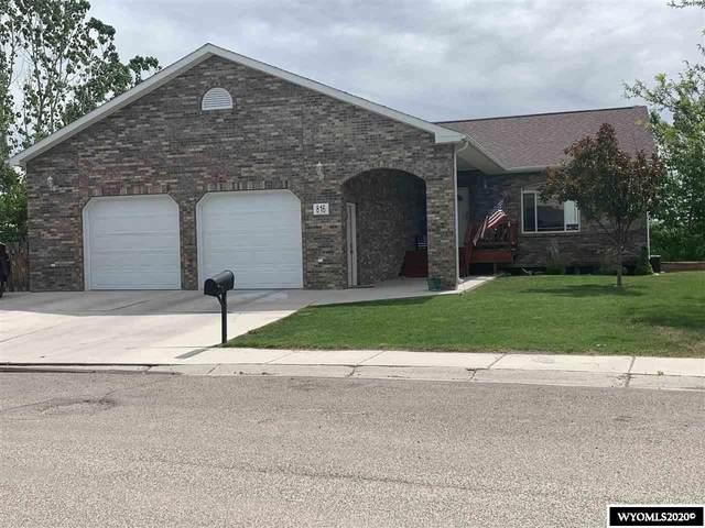 816 Vance Drive, Lander, WY 82520 (MLS #20202757) :: Real Estate Leaders