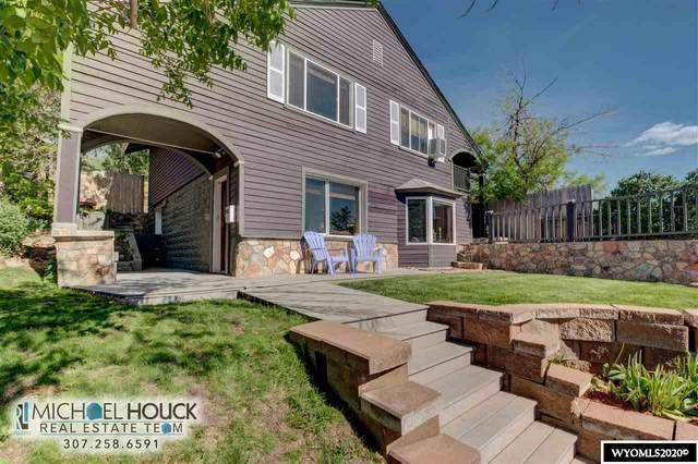 523 S Lincoln, Casper, WY 82601 (MLS #20202762) :: Lisa Burridge & Associates Real Estate