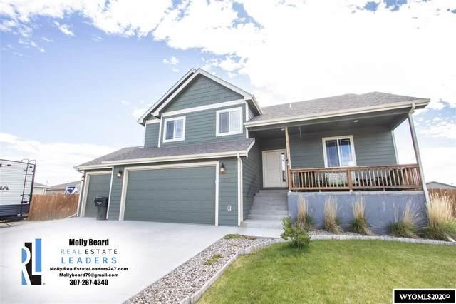 5763 Nez Perce Trail, Bar Nunn, WY 82601 (MLS #20202767) :: Lisa Burridge & Associates Real Estate