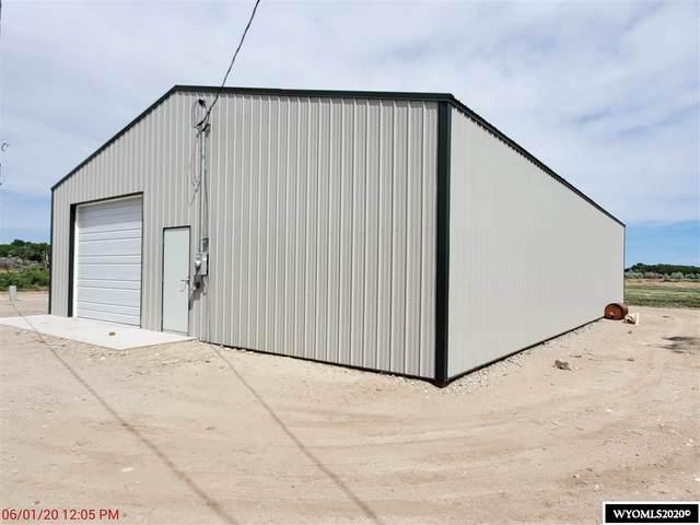 404 N 2nd Street, Worland, WY 82401 (MLS #20202768) :: Real Estate Leaders
