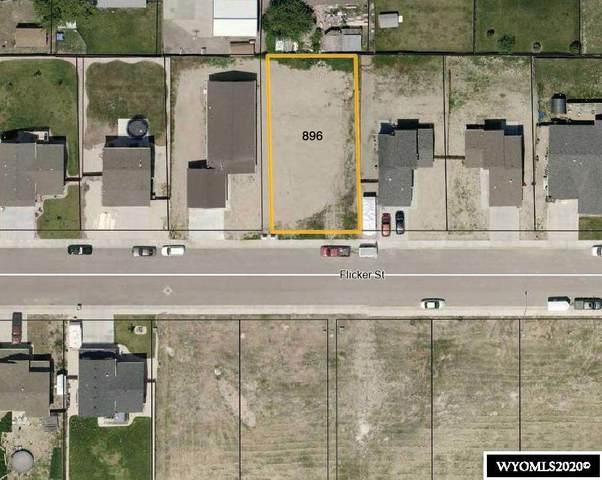 896 Flicker Street, Douglas, WY 82633 (MLS #20202780) :: RE/MAX The Group