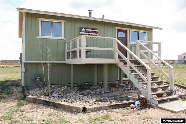 18 Osterhout Drive, Marbleton, WY 83113 (MLS #20202804) :: RE/MAX The Group