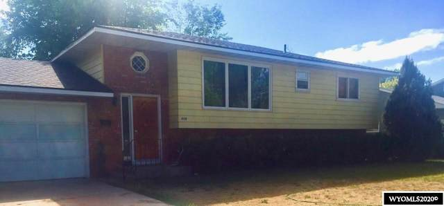 408 S 19th Street, Worland, WY 82401 (MLS #20202806) :: RE/MAX The Group