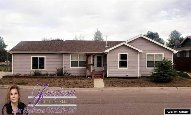 3411 Chaparral Drive, Casper, WY 82604 (MLS #20202807) :: Lisa Burridge & Associates Real Estate