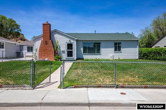 224 Clark Street, Green River, WY 82935 (MLS #20202826) :: RE/MAX The Group