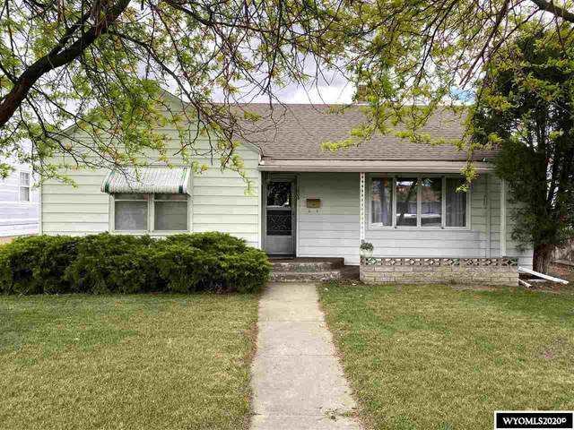 2509 E A Street, Torrington, WY 82240 (MLS #20202831) :: RE/MAX The Group