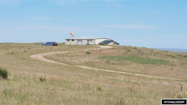 10258 Buffalo Blvd, Fort Laramie, WY 82212 (MLS #20202855) :: RE/MAX The Group