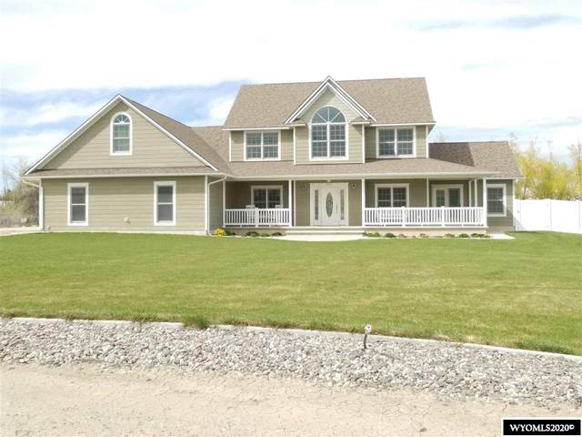 107 Pa Gari, Worland, WY 82401 (MLS #20202857) :: RE/MAX The Group