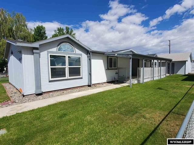 2017 Sage Lane, Worland, WY 82401 (MLS #20202861) :: Lisa Burridge & Associates Real Estate