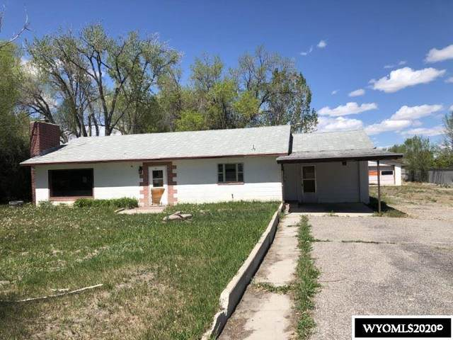 3110 W Main Street, Riverton, WY 82501 (MLS #20202866) :: RE/MAX The Group