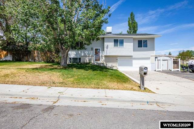 2125 Mississippi Street, Green River, WY 82935 (MLS #20202867) :: RE/MAX The Group