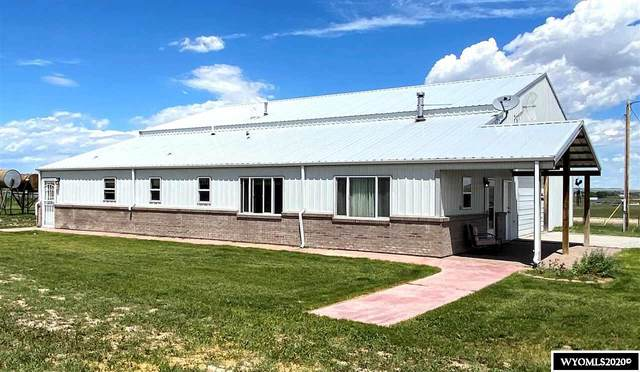 5249 State Highway 154, Veteran, WY 82243 (MLS #20202875) :: RE/MAX The Group