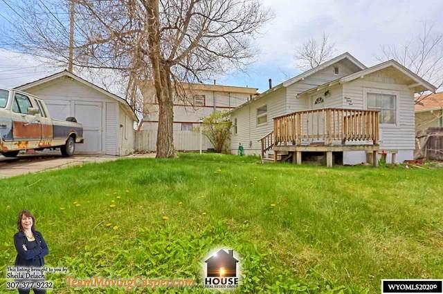 731 W 10 Street, Casper, WY 82601 (MLS #20202876) :: Lisa Burridge & Associates Real Estate