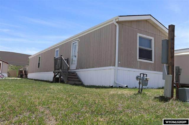 111 N Forest Drive, Casper, WY 82609 (MLS #20202877) :: RE/MAX The Group