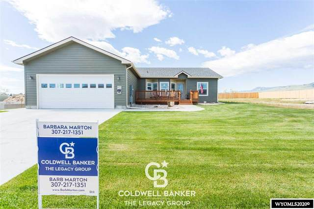 51 Harmony Street, Buffalo, WY 82834 (MLS #20202878) :: RE/MAX The Group