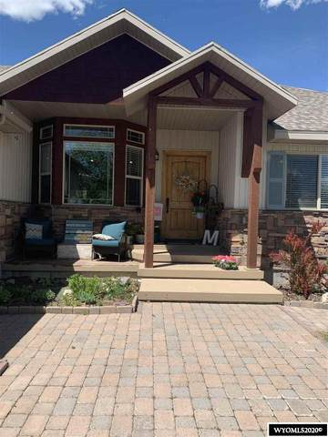 107 Prairie View Drive, Lyman, WY 82937 (MLS #20202883) :: RE/MAX The Group