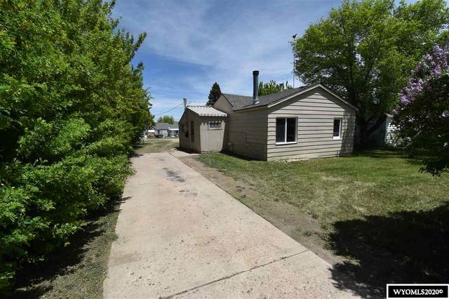 836 Lombard, Evanston, WY 82930 (MLS #20202885) :: RE/MAX The Group