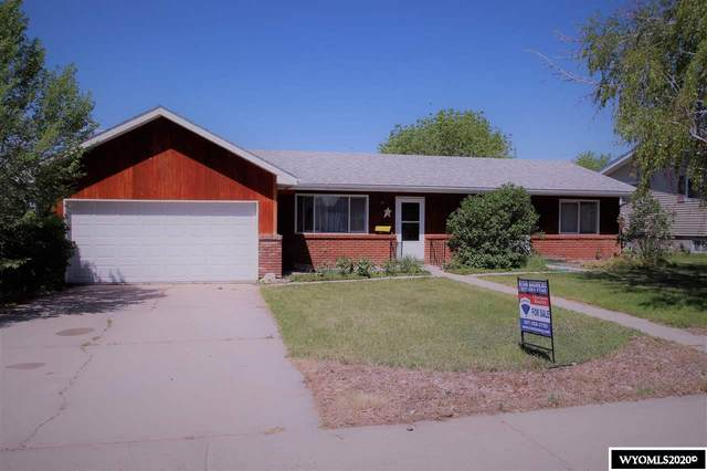 740 Grant, Douglas, WY 82633 (MLS #20202886) :: RE/MAX The Group