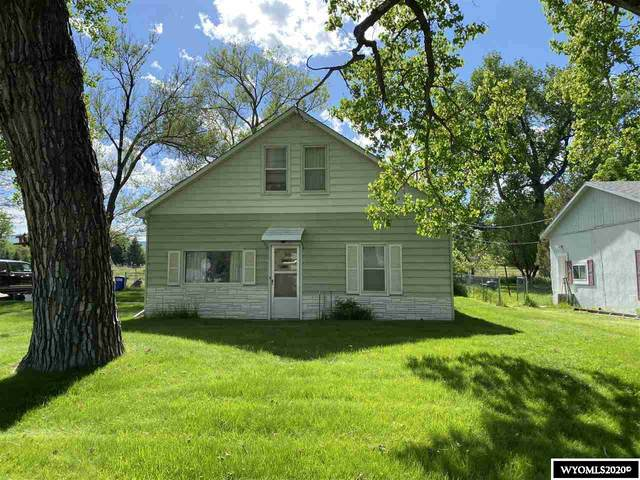 708 N Desmet Avenue, Buffalo, WY 82834 (MLS #20202887) :: RE/MAX The Group