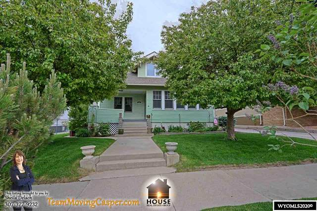 233 S Park Street, Casper, WY 82601 (MLS #20202888) :: RE/MAX The Group