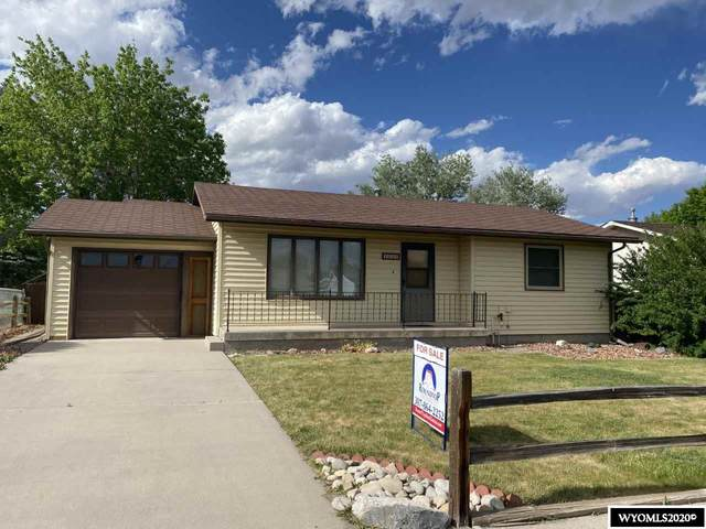 1320 Johnson Avenue, Thermopolis, WY 82443 (MLS #20202893) :: Real Estate Leaders