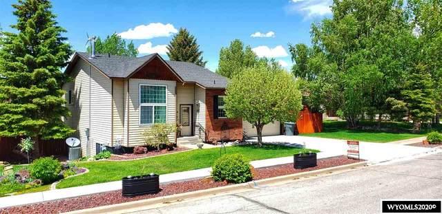 418 Gage Avenue, Evanston, WY 82930 (MLS #20202900) :: Lisa Burridge & Associates Real Estate
