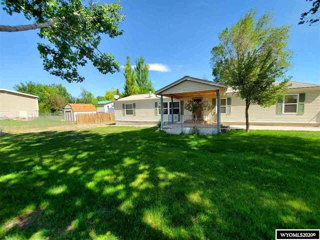 650 Jefferson Street, Green River, WY 82935 (MLS #20202906) :: Real Estate Leaders