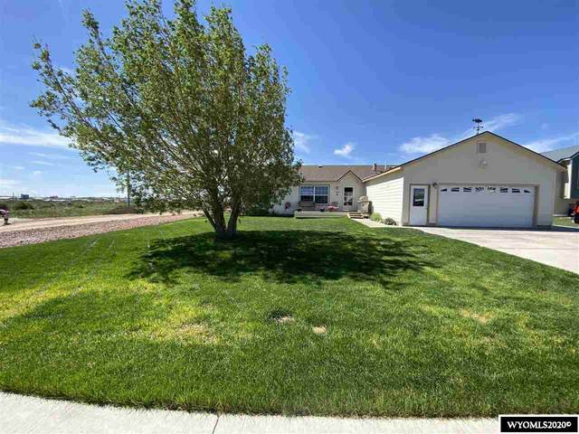 368 Bucho Avenue, Wamsutter, WY 82336 (MLS #20202920) :: Lisa Burridge & Associates Real Estate