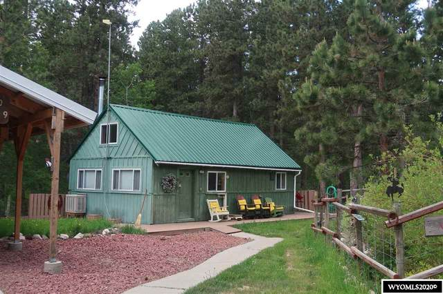 2 Evergreen Ln, Douglas, WY 82633 (MLS #20202921) :: RE/MAX The Group