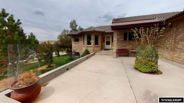 760 Ironwood Street, Green River, WY 82935 (MLS #20202929) :: RE/MAX The Group
