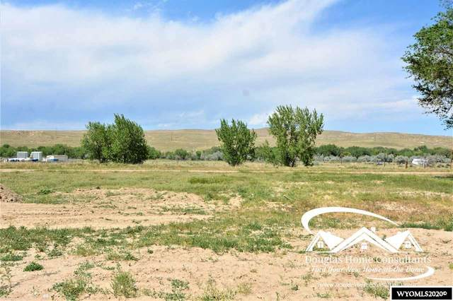 TBD W Platte (Lot 3 & 4) Street, Glenrock, WY 82637 (MLS #20202932) :: Lisa Burridge & Associates Real Estate