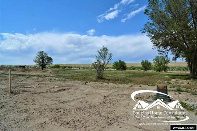 TBD W Platte (Lot 5 & 6) Street, Glenrock, WY 82637 (MLS #20202933) :: Lisa Burridge & Associates Real Estate