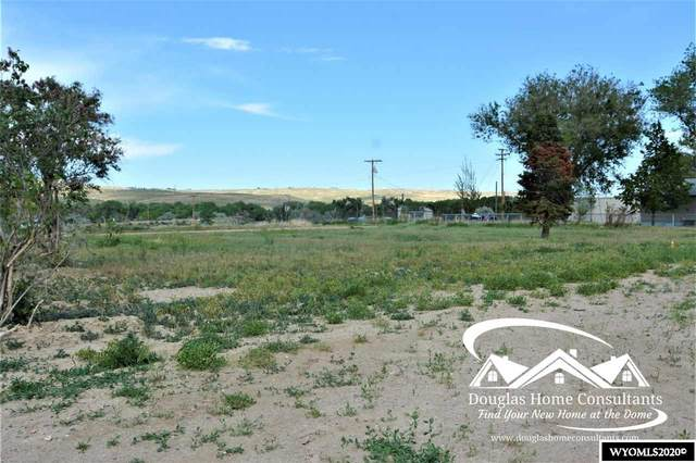 TBD W Platte (Lot 7 & 8) Street, Glenrock, WY 82637 (MLS #20202935) :: Lisa Burridge & Associates Real Estate