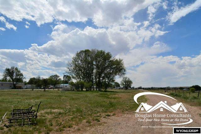 TBD W Platte (Lot 9 & 10) Street, Glenrock, WY 82637 (MLS #20202936) :: Lisa Burridge & Associates Real Estate