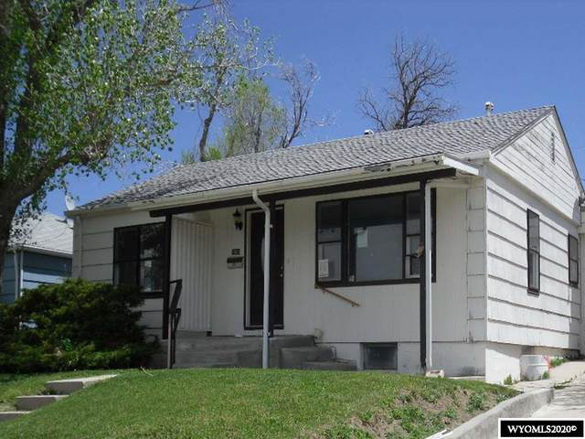 1913 S Jackson Street, Casper, WY 82601 (MLS #20202938) :: RE/MAX The Group