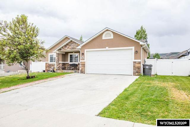 350 Via Assisi Drive, Rock Springs, WY 82901 (MLS #20202941) :: Lisa Burridge & Associates Real Estate