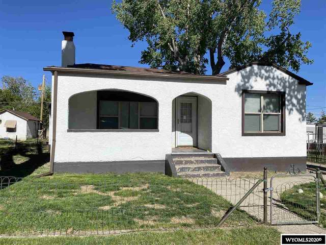909 and 909 1/2 8th Street, Rawlins, WY 82301 (MLS #20202966) :: Real Estate Leaders