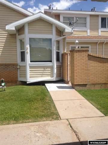 48 E. Aspen Grove Dr. P-4, Evanston, WY 82930 (MLS #20202967) :: Lisa Burridge & Associates Real Estate