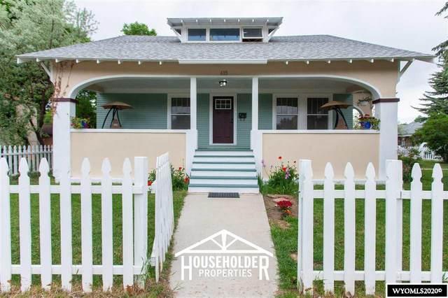 415 S 2nd Street, Lander, WY 82520 (MLS #20202974) :: Real Estate Leaders